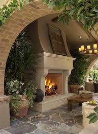 outdoor fireplace plans cinder block