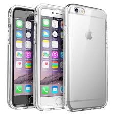 iphone 6 plus case. iphone 6s plus \u0026 6 ares clear case with built-in screen protector iphone h