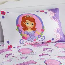 us disney disney little princess sophia macra cover cushion cover girl girls kids disney sofia the first girl s standard pillowcase toy please