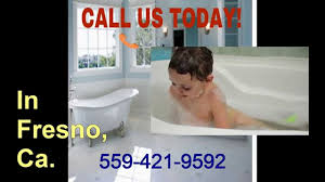 Professional Bathtub Refinishing In Fresno,Ca | 559-421-9592 Tub ...