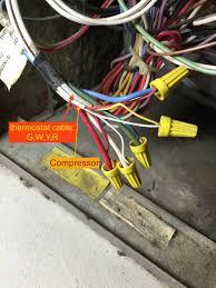 adding venstar add a wire to hvac home improvement stack exchange 5 Wire Thermostat Wiring hvac diagram wires at the hvac