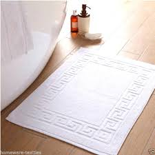 hotel bath mats bath mats cotton hotel quality key style design hotel collection bath rug 30x50