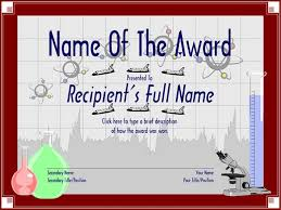 30 Free Printable Certificate Templates To Download Elementary