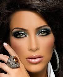 makeup ideas kim kardashian