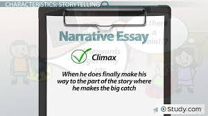 narritive essay narrative essay definition examples characteristics video