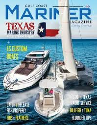 Gulf Coast Mariner Magazine Sept Oct 2019 By Bay Group Media