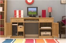solid oak hidden home. Hidden Home Office Desk » Really Encourage Solid Oak Furniture  Oak Hidden Home S