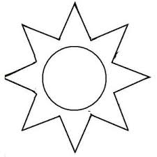 Sun Template Printable Printable Sun Patterns Sun Template You Can Use X