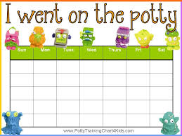 Potty Training Printables Day Care Chart Weekly Potty Training Chart The Potty Chart