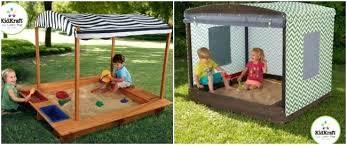 sandbox with canopy amaz kidkraft replacement sams club diy