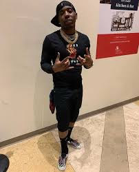 YFN Lucci's Vehicle Was Reportedly Shot Up In Atlanta, One Man Was Injured  - The Shade Room