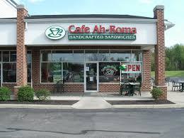 view full sizebruce geiselman sun newsthis cafe ah roma on center ridge road is closing its doors
