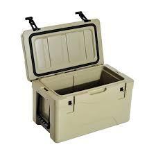 roto molded cooler. outsunny 32 quart heavy duty roto-molded cooler / ice box roto molded