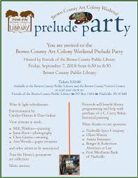 prelude party poster