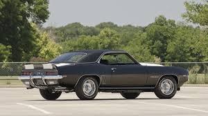 1969 Chevrolet Camaro Z28 JL8 | S100 | Dallas 2012