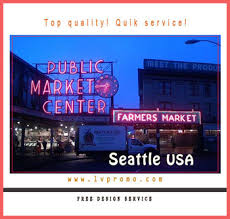 Small Picture Buy cheap fridge magnets Seattle tour city magnets Pike Place