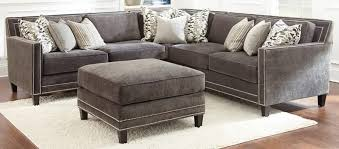 nailhead sectional sofa. Modren Sectional Sofa With Nailhead Trim Willothewrist For New House Sectional  Ideas And S