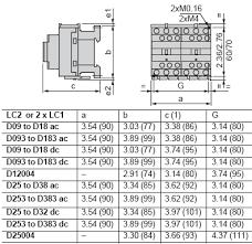 square d telemecanique lc2d09b7 reversing contactor image 1 image 2