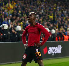 "Galatasaray SK on Twitter: ""📸 Henry Onyekuru 90+7'de attı, fişi çekti! 🌪️  #FBvGS… """
