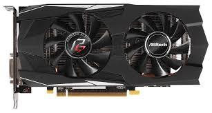 Купить <b>Видеокарта ASRock Radeon RX</b> 570 1244MHz PCI-E 3.0 ...