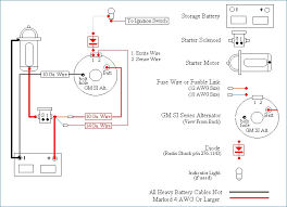 delco alt wiring diagram boat data wiring diagrams \u2022 powermaster one wire alternator wiring diagram gm alternator wiring diagram 4 wire kanvamath org rh kanvamath org gm alternator wiring diagram single wire alternator wiring diagram