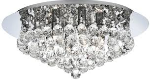 flush chandelier ceiling lights wonderful ceiling crystal lights flush crystal ceiling lights regarding awesome household crystal flush chandelier ceiling