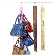 purse hanger for closet diy