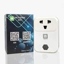Thiết bị điện thông minh - ổ cắm hẹn giờ, điều khiển qua 3G, Wifi