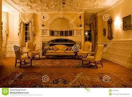 Period Living Room Classic Living Room In A Period Mansion Stock Photography Image