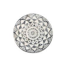 circular bath mats bathmat circular design by living circular bathroom mats