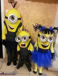 Despicable Me Minions Costume