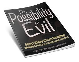 """the possibility of evil"" short story for halloween today  the possibility of evil by shirley jackson"