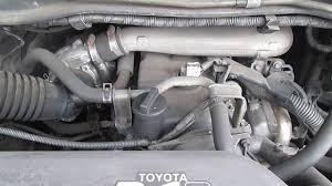 Toyota Hiace 280 2.5 D4D Engine 2003 - YouTube