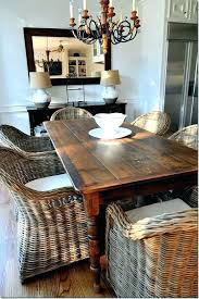 wicker dining set indoor indoor wicker dining room chairs wicker dining table and chairs wicker dining