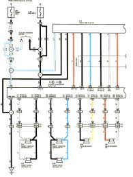 toyota wiring diagrams color code wiring diagram byblank wiring diagram color codes at Wiring Diagram Color Codes