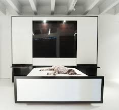 Casa Deco Zoom-Bed Remote Controlled Murphy Bed - Open - Ft. Laudale  contemporary