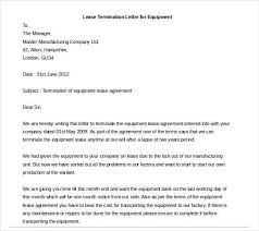 termination letter template terminate lease letter lease termination letter templates 18 free