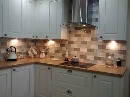 cream brick style kitchen tiles turkiyeokey with regard to