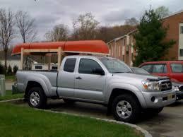 Tacoma Truck Canoe Rack Plans, Canoe Rack for Truck | Trucks ...
