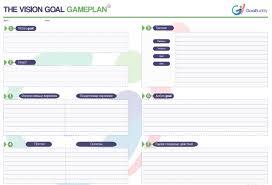 Goal Setting Template Goal Setting Templates Goal Buddy 11