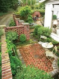 59 cool rock concrete brick patio