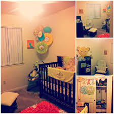 lion king baby nursery project