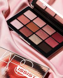 who love the y red color palette by brand nars