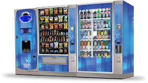 Beverage Vending Machine Cool Crane Merchandising Systems Leading FullService Vending Solutions
