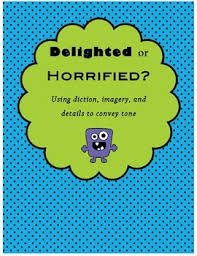 Delighted Or Horrified A Super Short Tone Writing Activity