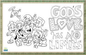 Drawing Gods Love Has No Limits