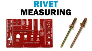 How To Use A Rivet Gauge And Measure A Rivet Fasteners 101