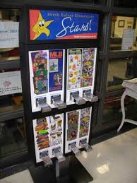School Spirit Vending Machines