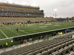Tim Hortons Field Section 118 Home Of Hamilton Tiger Cats