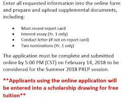 prefreshman engineering program p utsa online application